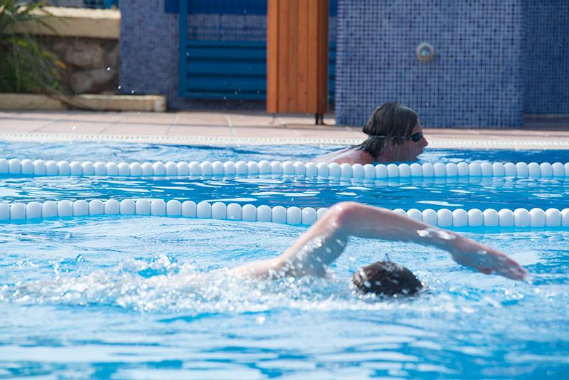 Activitats de piscina