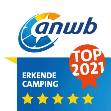 One more year Stel Camping & Bungalow Resort has been awarded Top Camping 2021